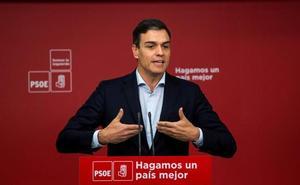 Sánchez asume que el próximo Gobierno heredará el desafío secesionista