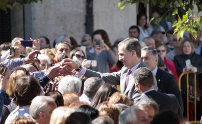 Aguilar de Campoo recibirá el día 29 al Rey