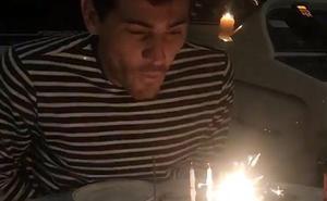 Dedicatoria muy especial de Sara Carbonero a Iker Casillas por su 37 cumpleaños