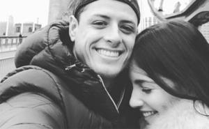 Andrea Duro y Chicharito despejan rumores de ruptura