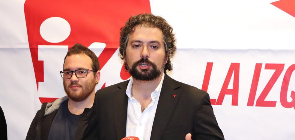 IU continúa apostando por la convergencia con Podemos a pesar de la crisis de Imagina Burgos