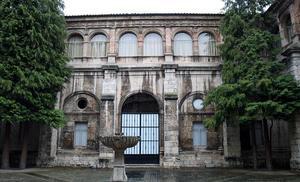 Caja de Burgos financiará la redacción del proyecto de reforma del claustro de San Juan