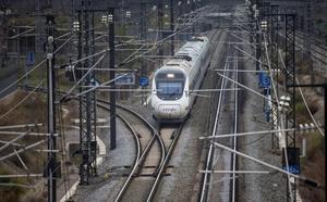 El PSOE pide que se garantice la parada estable de los trenes Ave en Miranda