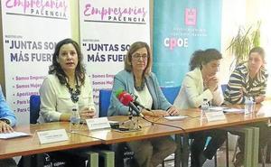 Un foro anual analizará en Palencia las relaciones entre mujer y empresa