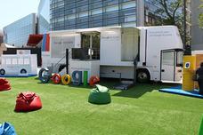 El Tour Google Actívate en Burgos
