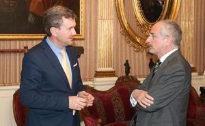 El embajador de Israel analiza las posibilidades de cooperación con Burgos