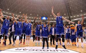 Burgos y su San Pablo no se cansan de gritar que son ACB