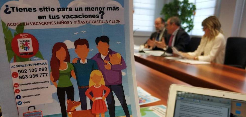 Se buscan 190 familias para ofrecer un hogar a menores burgaleses