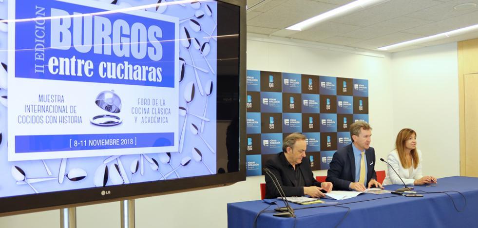 Burgos camina hacia la organización de un campeonato nacional de cocidos
