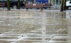 La AEMET mantiene activos los avisos por tormentas en Burgos