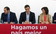 El PSOE responde a Ciudadanos que no va a «negociar nada» sobre la moción de censura