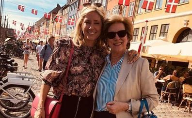 Pablo y Marie Chantal de Grecia le lanzan una indirecta a la reina Letizia desde la capital danesa