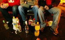 Diputación redactará una ordenanza para ayudar a los pueblos a luchar contra el botellón en fiestas