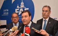 Carriedo pide «estabilidad» para no poner en riesgo el crecimiento económico