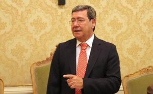 Rico ve «muy abierta» la elección del nuevo presidente del PP