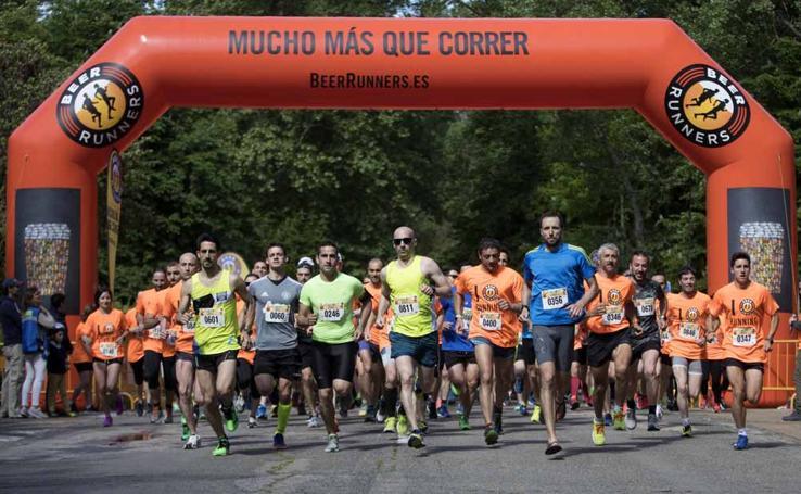 En imágenes la carrera Beer Runners