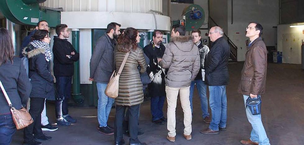 Planean que la biomasa suministre energía a barrios del sur de Segovia