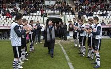 Fallece José Luis Preciado, Presidente de Honor del Burgos CF