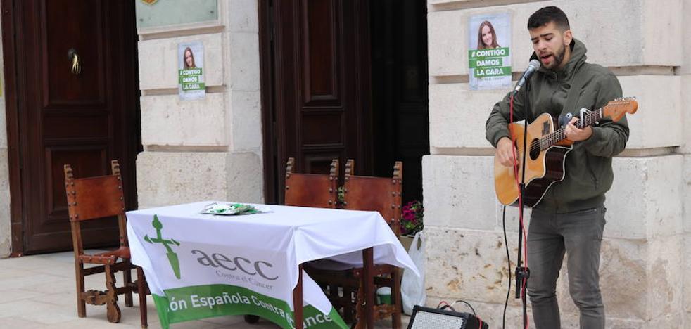 La AECC pide un minuto de apoyo para las víctimas de cáncer