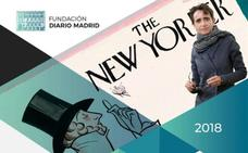 Masha Gessen recibe el premio de Periodismo Diario Madrid
