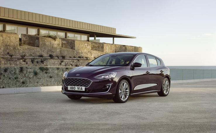 Las fotos del nuevo Ford Focus