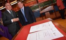Rico defiende los convenios con Álava, que están prestando buenos servicios a Treviño