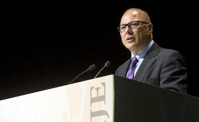 Ángel Olivares, secretario de Estado de Defensa
