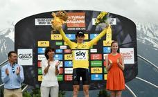 Geraint Thomas se adjudica el Critérium de Dauphiné