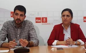 El PSOE burgalés intentará «reactivar» las inversiones en la provincia