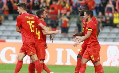 Bélgica: Martínez espera hacer realidad el eterno sueño de los 'diablos'