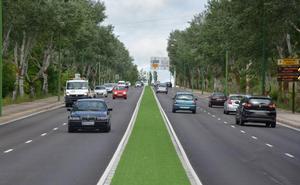 La carretera del Cementerio estrena imagen tras dos meses de obras