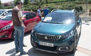Crece la venta de vehículos de ocasión en Burgos y cae en Castilla y León en mayo