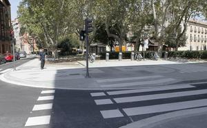Buscan a un hombre que apaleó a otro por mediar en una agresión machista en Valladolid