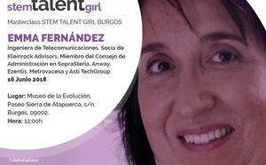 Emma Fernández clausura este sábado la segunda edición del proyecto STEM Talent Girl