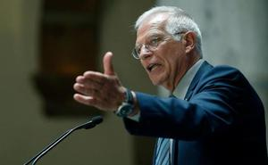 Borrell subraya que «no se puede prohibir» que Cataluña tenga embajadas en el exterior