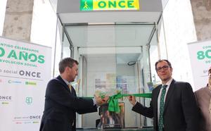 Los nuevos quioscos de la ONCE, más accesibles y cercanos al público