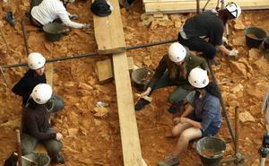 La lluvia ralentiza los trabajos previos a la campaña de excavación en Atapuerca