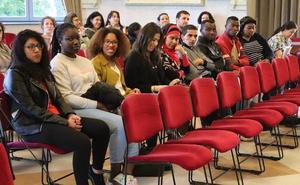 Integración social a través del voluntariado para jóvenes inmigrantes