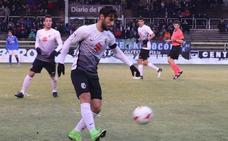 Andrés renueva con el Burgos CF por una temporada