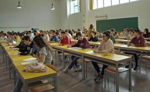 El 95,28% de los alumnos burgaleses supera la EBAU
