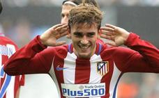 Griezmann: «He decidido quedarme en el Atlético»