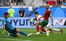 El Marruecos-Irán, en imágenes