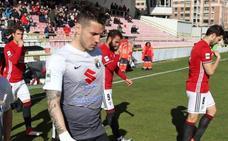Adrián Cruz y el Burgos CF llegan a un acuerdo para seguir ligados