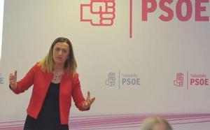 Virginia Barcones asegura que con el Gobierno de Sánchez llegarán «nuevos vientos» a Castilla y León
