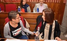 Vuelve la polémica por las camisetas de Antea Izquierdo