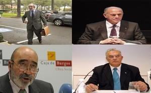 Las Cortes no localizan a cuatro expresidentes de cajas que deben comparecer