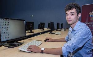 Premio nacional para un alumno del Máster de Informática de la UBU