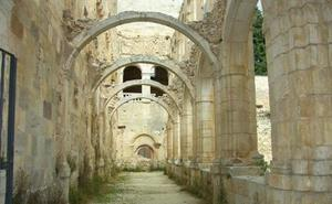 San Pedro de Arlanza aspira a ser un espacio cultural con el inicio de las obras de restauración