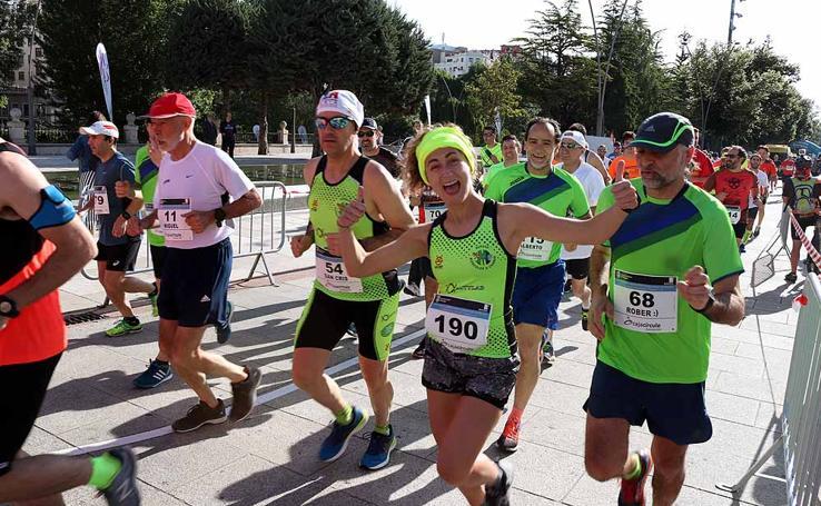 Búscate en la XXIII Media Maratón Ciudad de Burgos