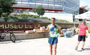 Habib Zaharaoui y Aroa Laguna triunfan en la Media Maratón Ciudad de Burgos